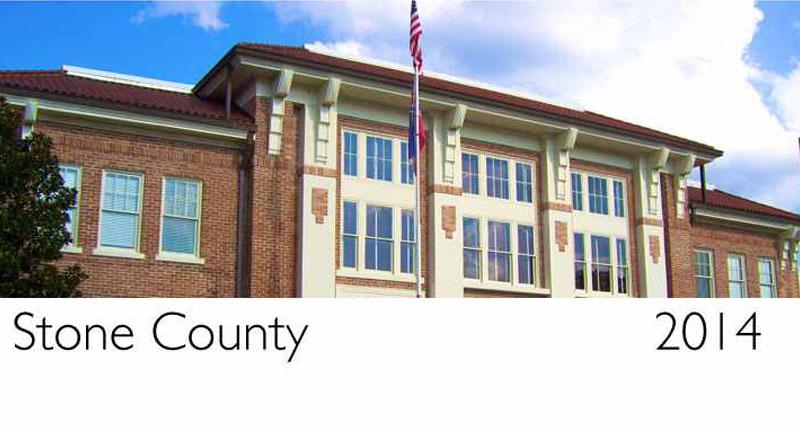 Stone County Calendar